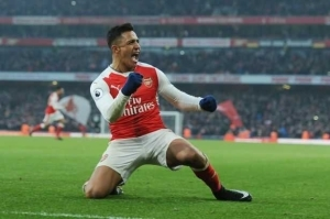 'Wenger Dropped Sanchez Against Liverpool As Sort Of Punishment'- Club Legend Pires Opens Up